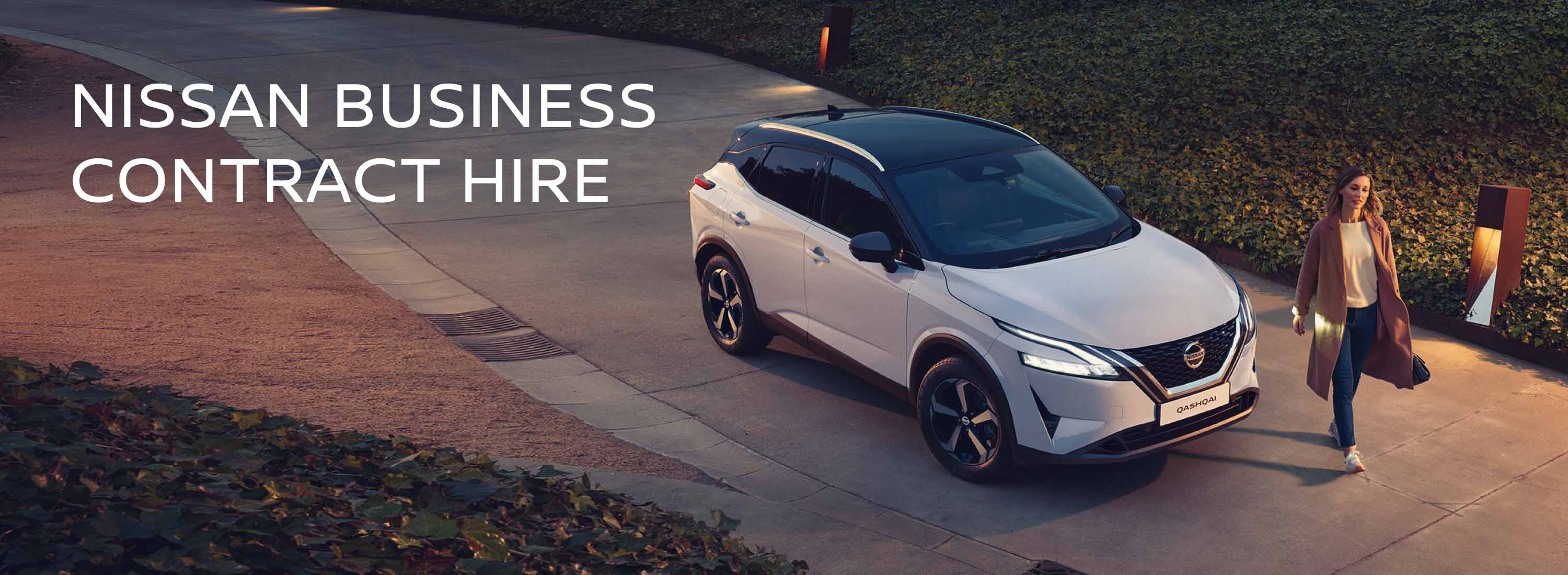 Nissan Business Contract Hire