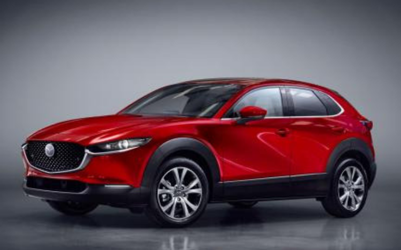The All-New Mazda CX-30 Receives A 5-Star Safety Rating