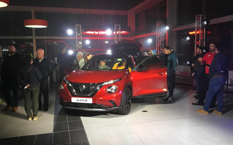 Macklin Motors Celebrates The Launch Of The All-New Nissan Juke