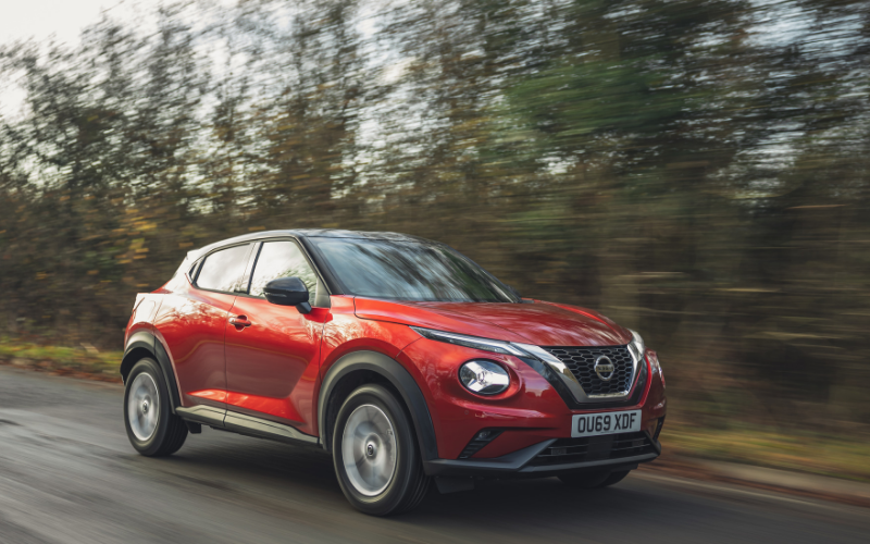 Nissan Juke Receives Five Star Safety Rating