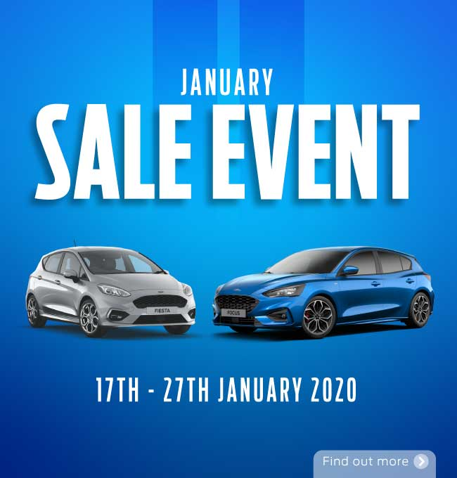 Ford January Sales Event MM