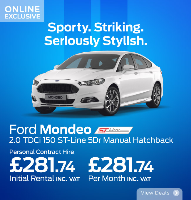 Ford Mondeo VLC 220120