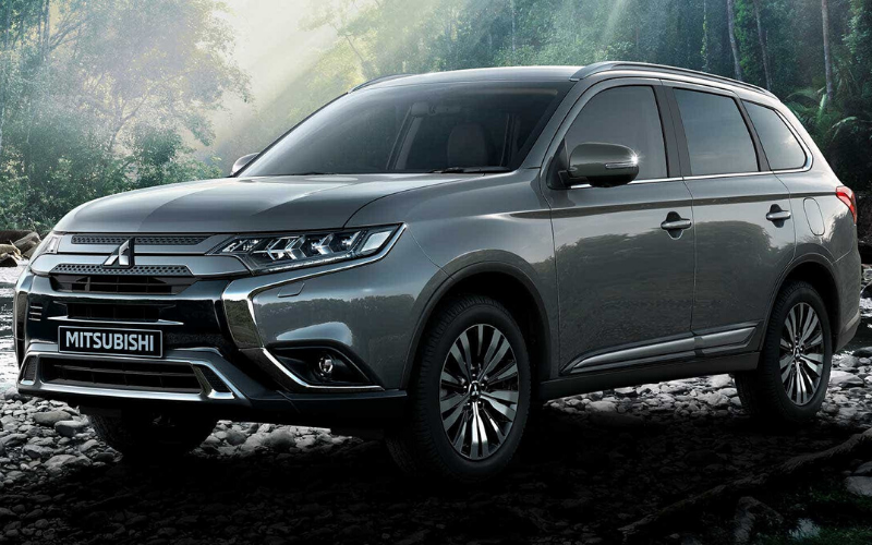 5 Reasons Why The Mitsubishi Outlander Is A Great Family Car