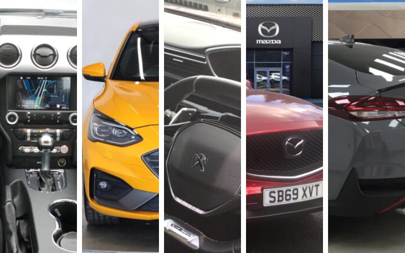 Top Used Car Picks From Macklin Motors