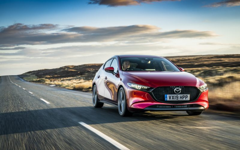The Mazda3 Wins 'Best Small Hatchback Of The Year' Award