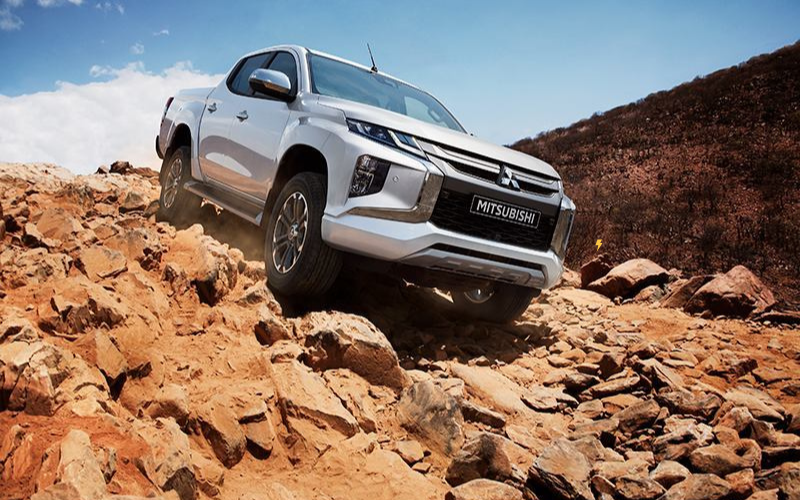 Mitsubishi L200 Named Pick-up Of The Year At Scottish Car Awards