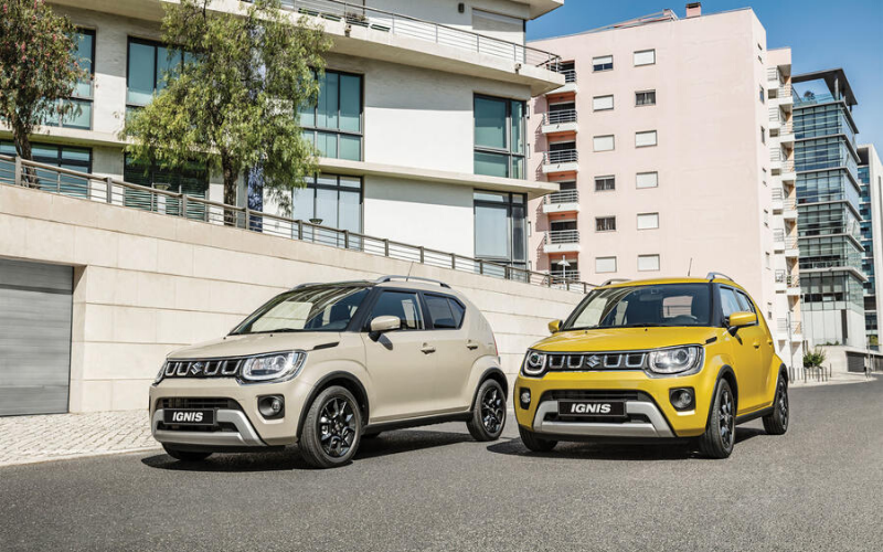 The Suzuki Ignis Has Been Given New Styling And Powertrain Option For 2020