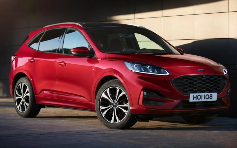 Five Reasons Why The All-New Kuga Is A Great Family Car