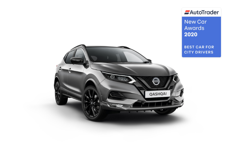 Nissan Qashqai Named Best Car for City Drivers at AutoTrader New Car Awards