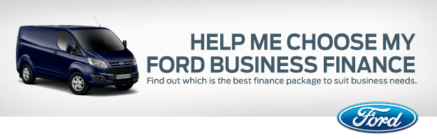 Ford Business Vehicles