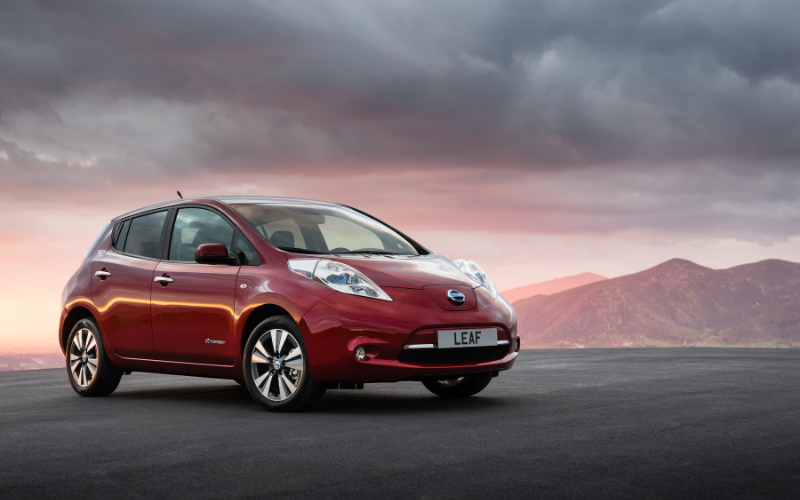 Nissan Leaf Wins 'Used Electric Car of the Year' Title at DrivingElectric Awards