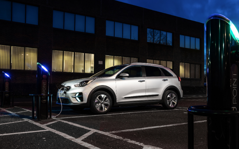 Kia Launches KiaCharge Across The UK