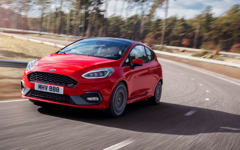 Why Macklin Motors Loves the Ford Fiesta ST