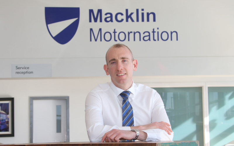 Macklin Motors Grows Glasgow Presence