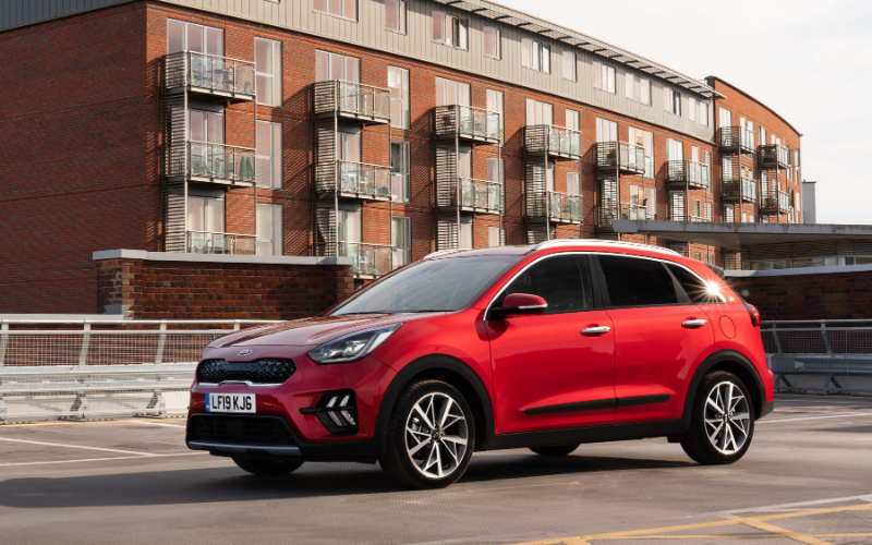 Kia Niro Family Wins At Business Motoring Awards 2021
