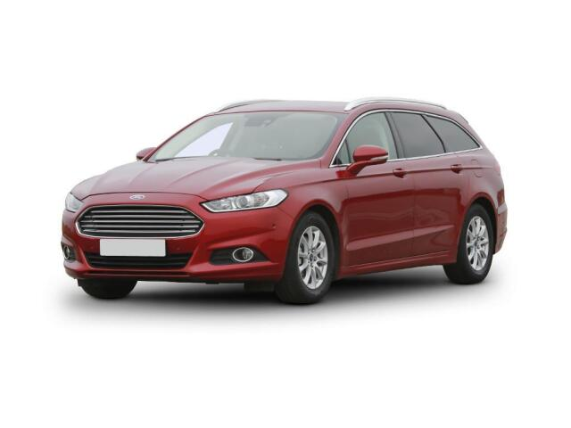 Ford Mondeo 2.0 Tdci 180 St-Line Ed [lux] 5Dr Powershift Awd Diesel Estate
