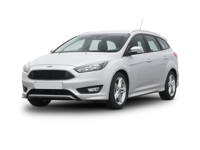 Ford Focus 1.0 Ecoboost 125 Titanium Navigation 5Dr Auto Petrol Estate