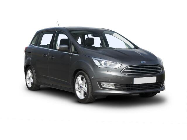 Ford Grand C-MAX 1.5 EcoBoost Titanium 5dr Powershift Petrol Estate