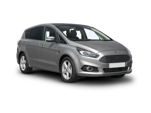Ford S-MAX 2.0 Ecoblue 150 Titanium 5Dr Auto [8 Speed] Diesel Estate