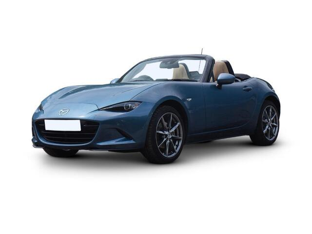 Mazda MX-5 2.0 [184] Sport Nav+ 2dr [Safety Pack] Petrol Convertible