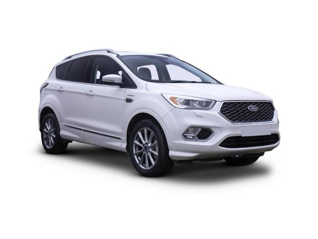 Ford Kuga Vignale 2.0 Tdci 120 5Dr 2Wd Auto Diesel Estate