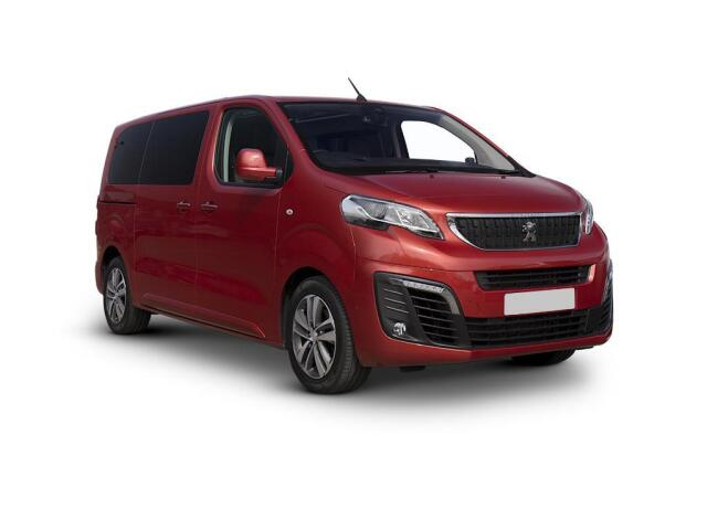 Peugeot Traveller 2.0 BlueHDi 180 Allure Standard [8 Seat] 5dr EAT8 Diesel Estate