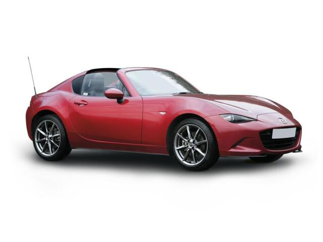 Mazda MX-5 RF 2.0 [184] Sport Nav+ 2dr Auto [Safety Pack] Petrol Convertible