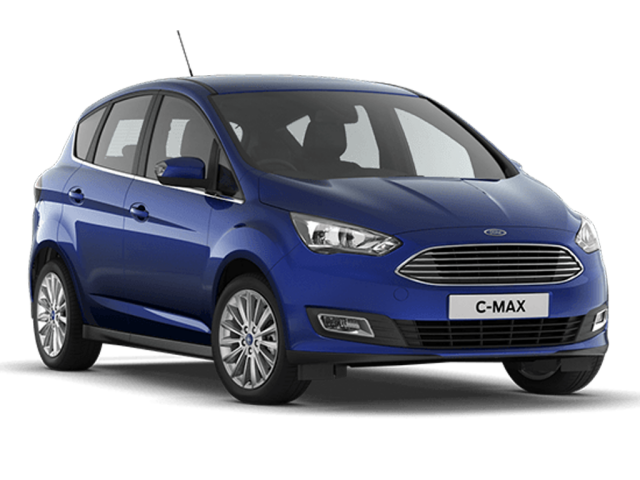 Ford C-MAX 1.5 Tdci Titanium 5Dr Powershift Diesel Estate