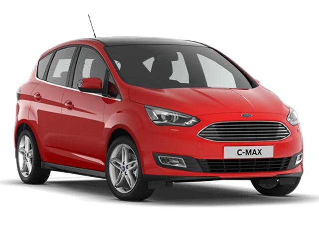 Ford C-MAX 1.5 Tdci Titanium X 5Dr Powershift Diesel Estate