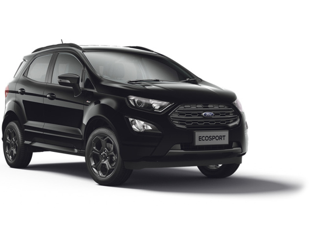 New Ford Ecosport 1.0 Ecoboost 125 ST-Line 5Dr Auto