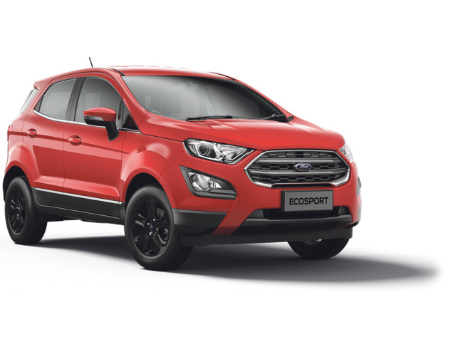 New Ford Ecosport 1.5 TDCi Zetec Navigation