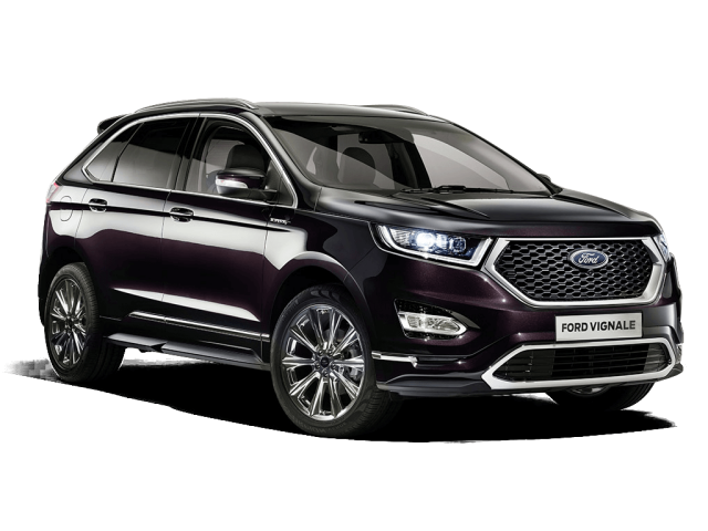 Ford Edge Vignale   Drsel Estate
