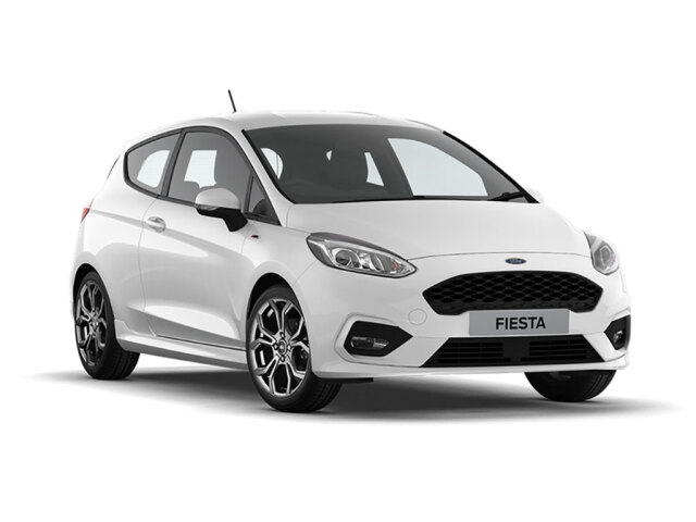 Ford Fiesta 1.0 Ecoboost St-Line X 3Dr Auto Petrol Hatchback