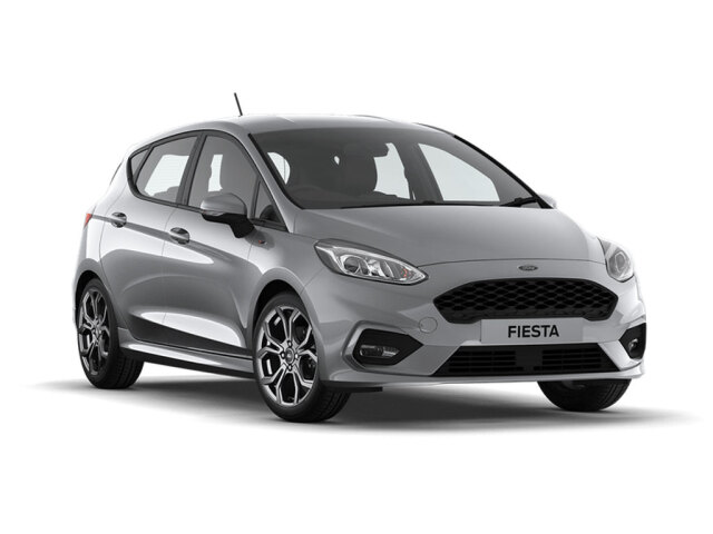 Ford Fiesta 1.1 Style 5Dr Petrol Hatchback
