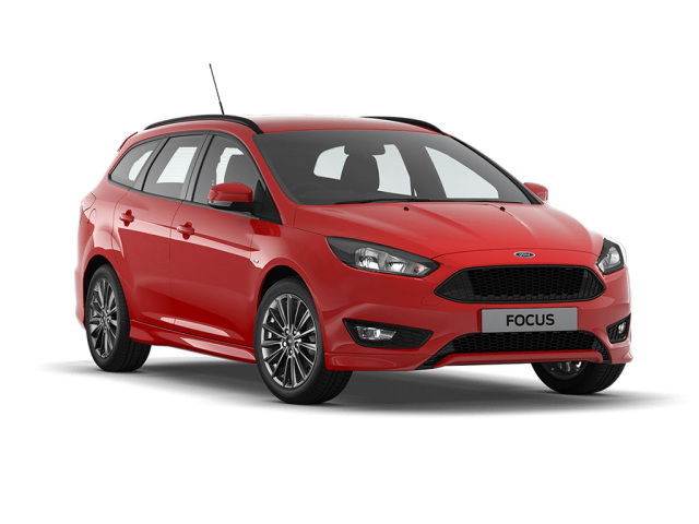 Ford Focus 1.5 Ecoboost St-Line Navigation 5Dr Auto Petrol Estate