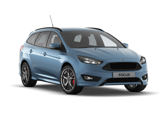 Ford Focus 1.5 Ecoboost 182 St-Line X 5Dr Auto Petrol Estate