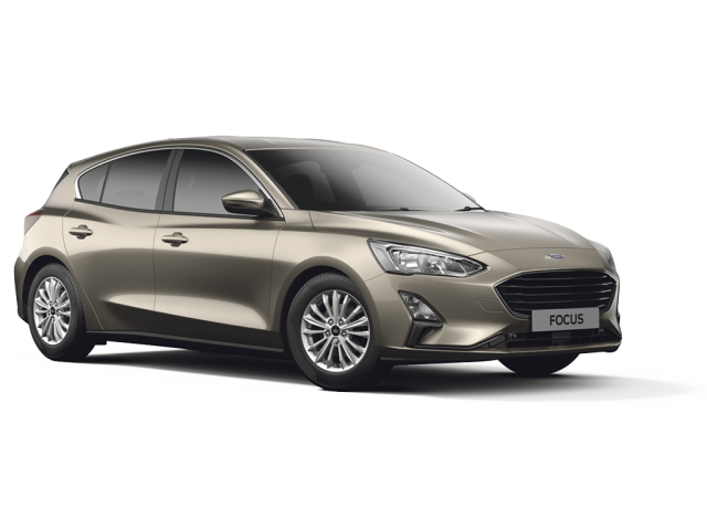 Ford Focus 1.0 EcoBoost 125 Titanium 5dr Petrol Estate