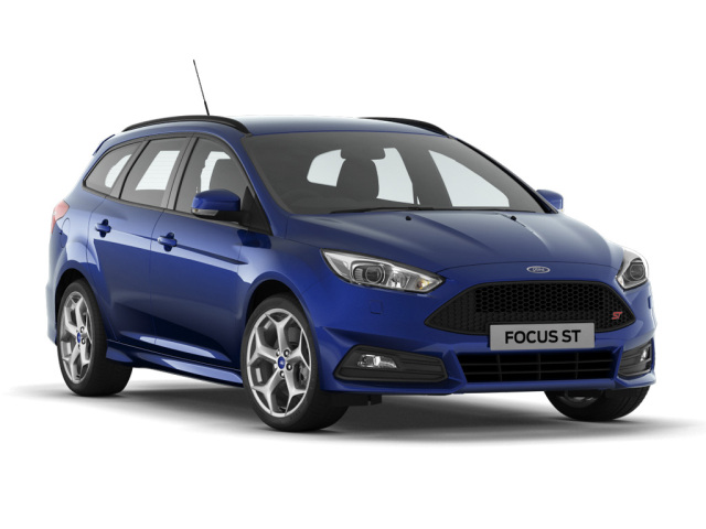 Ford Focus 2.0 Tdci 185 St-3 Navigation 5Dr Powershift Diesel Estate