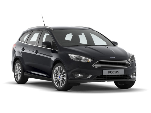 Ford Focus 2.0 Tdci Titanium X 5Dr Diesel Estate