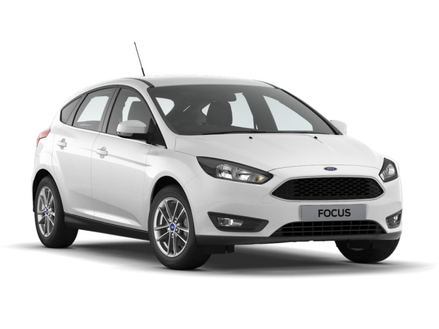 Ford Focus 1.0 EcoBoost 125PS Zetec Edition 5Dr Auto Hatchback