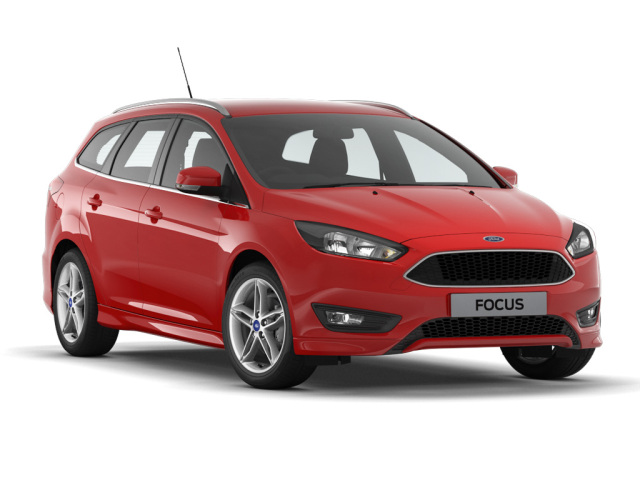Ford Focus 1.0 EcoBoost 125PS Zetec Edition 5Dr Auto Estate