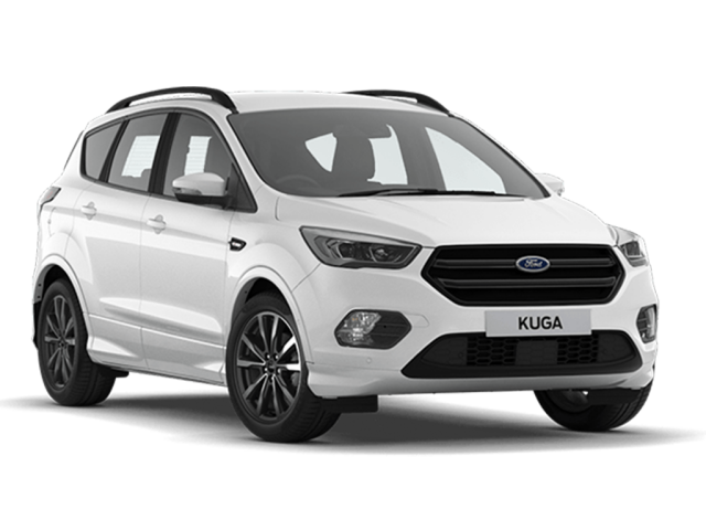 new ford kuga 1 5 tdci st line 5dr 2wd diesel estate for sale macklin motors. Black Bedroom Furniture Sets. Home Design Ideas