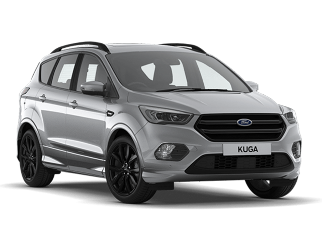 new ford kuga 2 0 tdci 180 st line x 5dr auto diesel. Black Bedroom Furniture Sets. Home Design Ideas