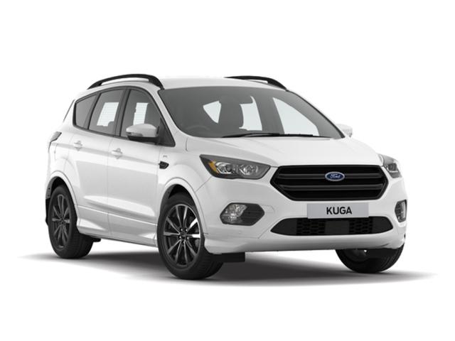 New Ford Kuga 1 5 Tdci St Line 5dr 2wd Diesel Estate For Sale Macklin Motors