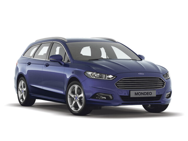 Ford Mondeo 2.0 Tdci Titanium Edition 5Dr Awd Diesel Estate