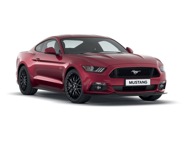 Ford Mustang 5.0 V8 Gt [custom Pack 3] 2Dr Petrol Coupe