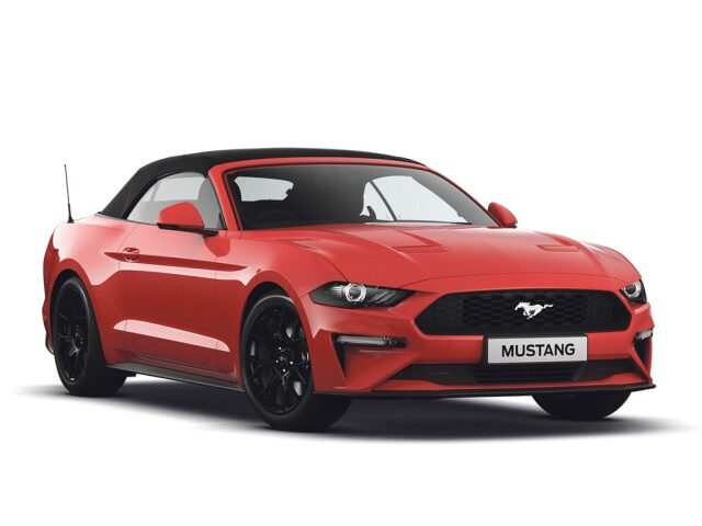 Ford Mustang 2.3 Ecoboost 2Dr Petrol Convertible