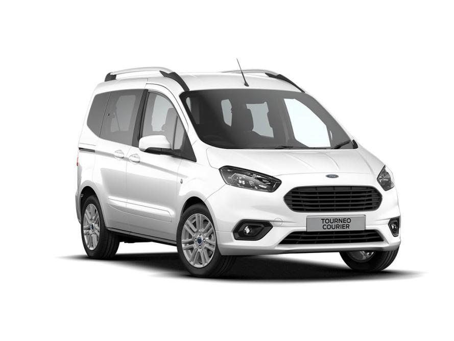 New Ford Tourneo Courier 1 5 Tdci Titanium 5dr Start Stop Diesel Estate For Sale Macklin Motors