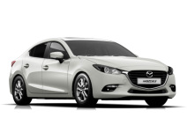 Mazda 3 2.0 Sport Nav 4Dr [leather] Petrol Saloon