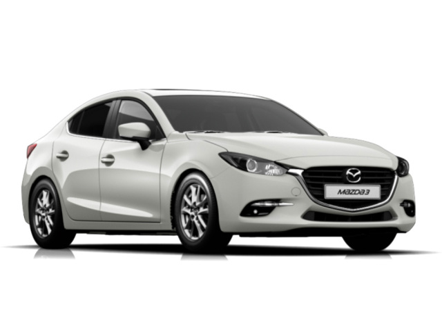 Mazda 3 Saloon 120PS SE-L Nav
